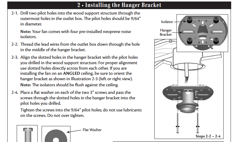 hunter ceiling fan models and manuals