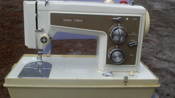 free manual for a sears kenmore sewing machine model 148.12191