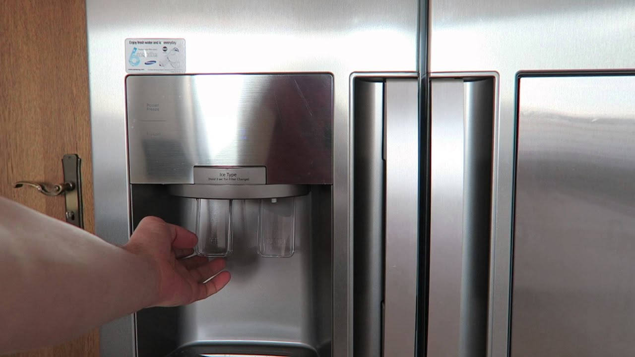 samsung 589l twin cooling side by side fridge manual