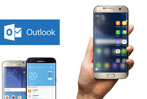 how to manually sync email on samsung s7