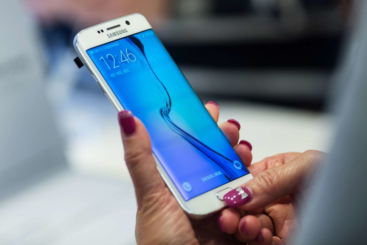 how to manually factory reset a samsung galazy s edge