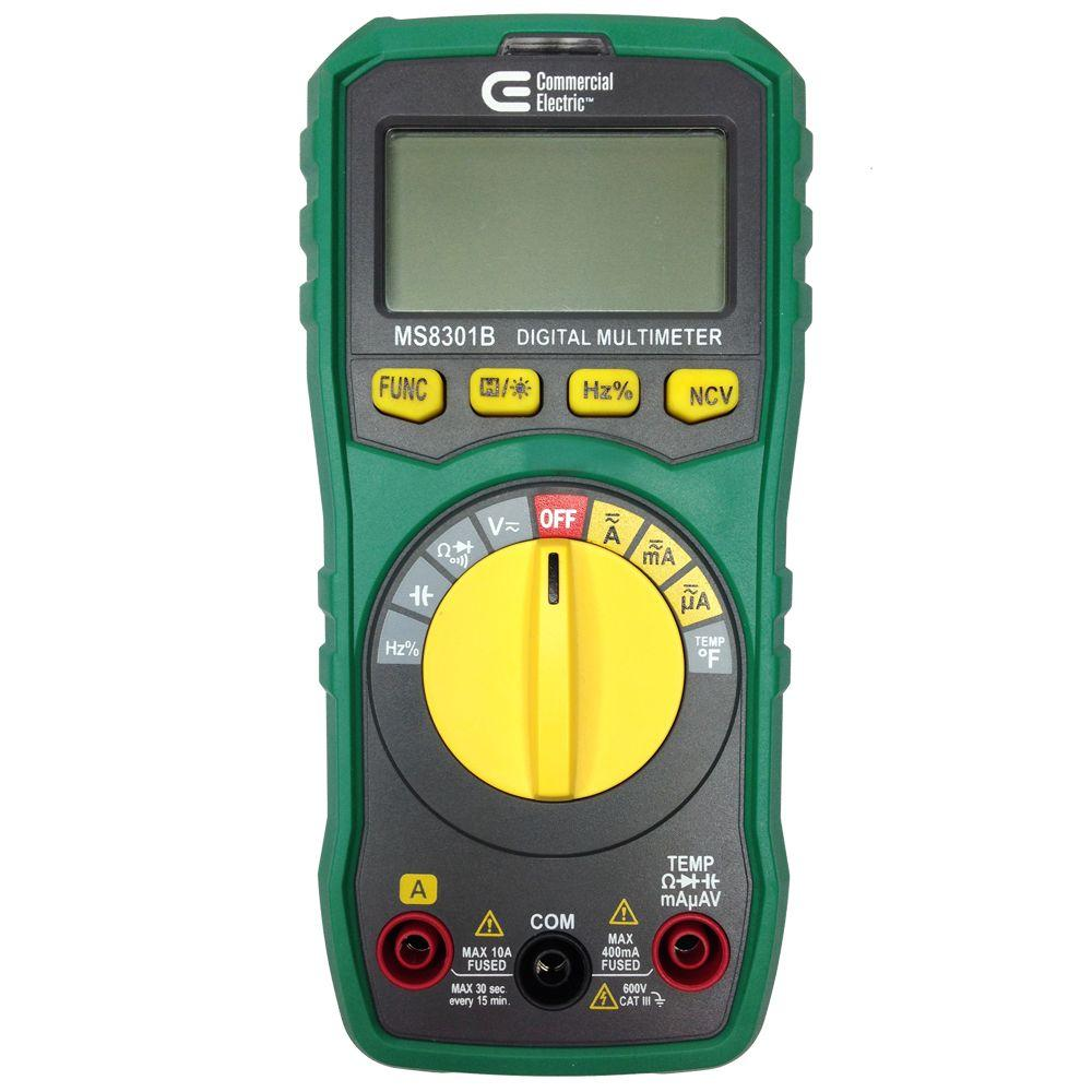 commercial electric ms8301b manual pdf