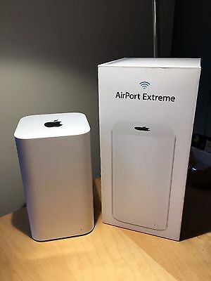 apple airport extreme model a1143 manual