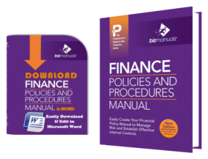 accounting policies and procedures manual free download