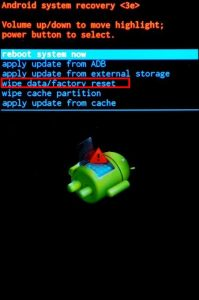 samsung note 4 manual factory reset