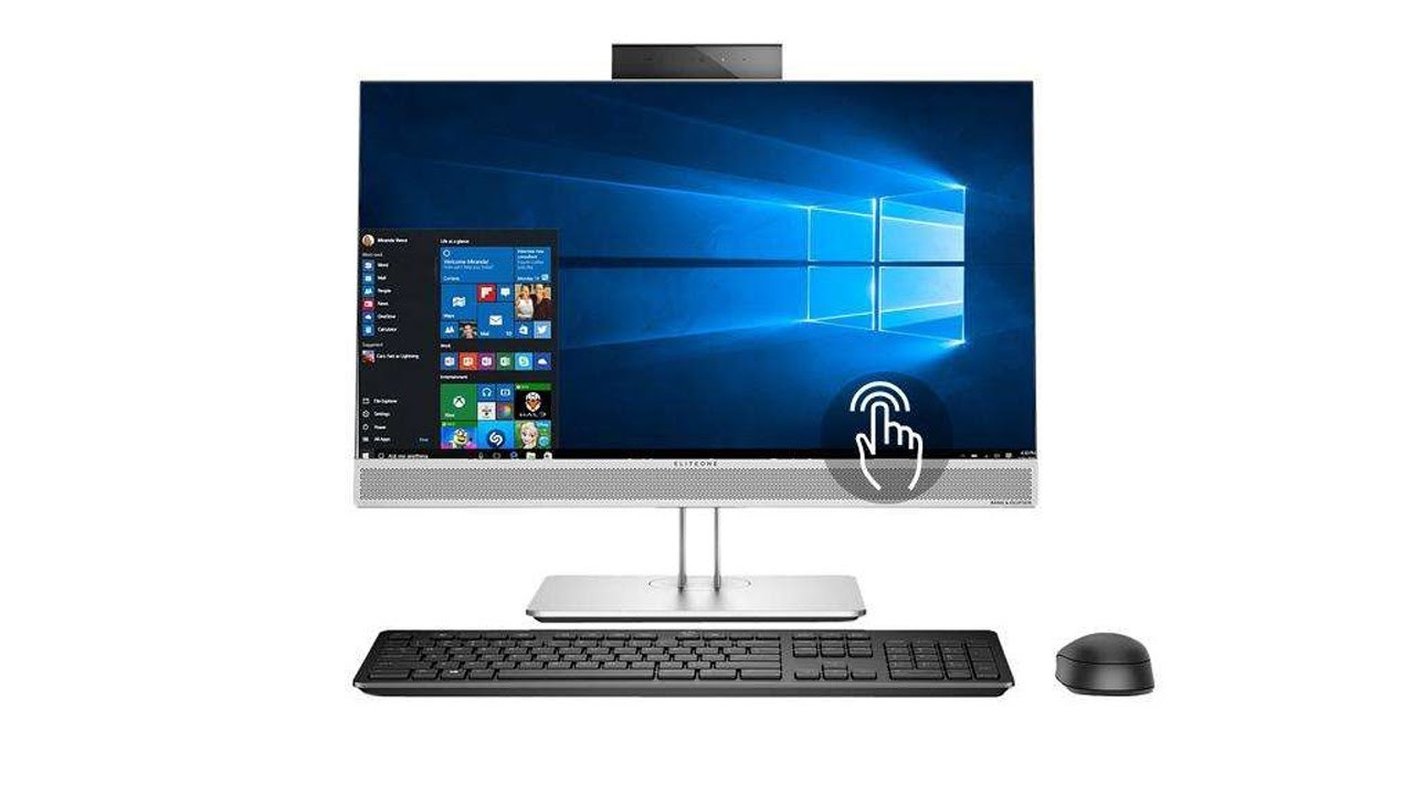 hp elite 800 all in one manual