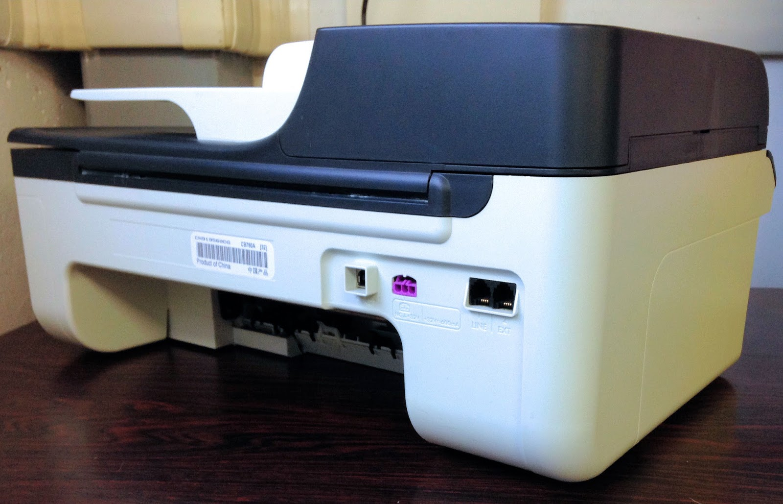 manuale stampante hp officejet j4580 all-in-one